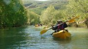 Hiking from Shkeif to Khardali with Kayaking & Rafting in Litani with Footprints Nature Club