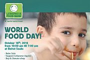 World Food Day - Fighting Hunger