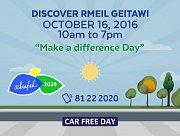 Discover Rmeil - Geitawi Car Free Day
