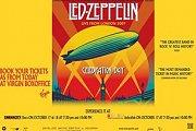 Led Zeppelin the concert