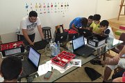Tech and Robotics Classes for Teens at CRANIUM Educational Center