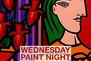Wednesday Paint Night @ The Artwork Shop