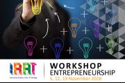 Entrepreneurship workshop