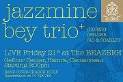 Jazzmine Bey Trio+ Scarlet