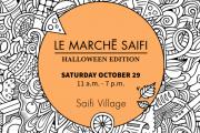 Le Marché Saifi - Halloween Edition