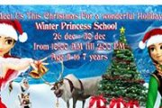 Winter Princess School at Talent Square