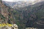 Hiking in Wadi Qannoubine with Footprints