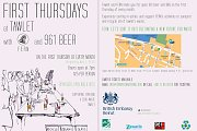 First Thursdays with FERN at TAWLET