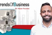 Trends Of Business Book Signing by Hasan Youness