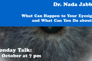 Karaz w Laimoon Monday Talk: What can Happen to your Eyesight, and What can you do about it?