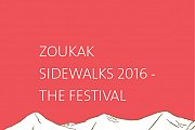 Zoukak Sidewalks 2016 - The Festival