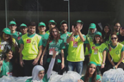 Recycle 55,000 bottles at Beirut Marathon