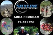 ADHA Sports events with Skyline