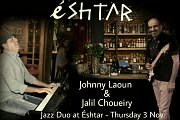 Jazz Duo at Éshtar