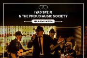 Iyad Sfeir & The Proud Music Society