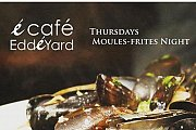 Moules et Frites Night at éCafé - EddéYard