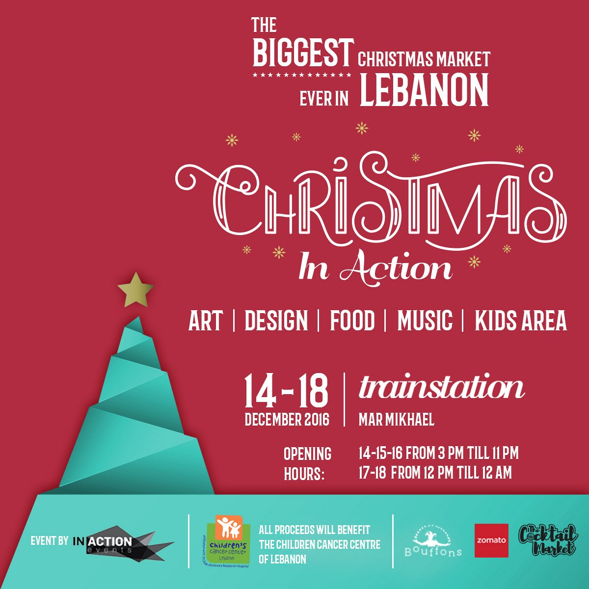 Christmas Event.Christmas In Action 2016 Lebtivity