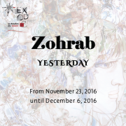 Yesterday I Solo Exhibition by Zohrab
