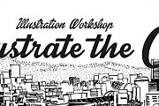 ILLUSTRATE THE CITY WORKSHOP with Antoine Soued