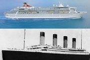 LERCs lecture on Living the Titanic: The Centennial Memorial Cruise Travelogue by Raed Charafeddine