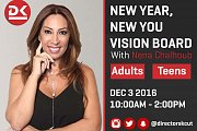 New Year, New (You) Vision Board