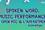 Majd Shidiac Hosts: The Poetry PotxMMFC