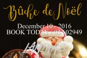 Cooking class: Buche De Noel - Chocolate Mocha