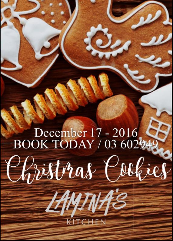 Christmas Cookies Lebtivity