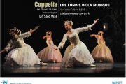 Coppelia - une Oeuvre de ballet presentee par: Dr. Said Wali