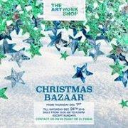The Artwork Shop Christmas Bazaar 2016