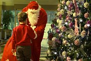 Christmas Day with Santa at Gefinor Rotana