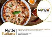 Notte Italiana at Caffe Mondo