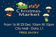 Christmas Market at City Mall