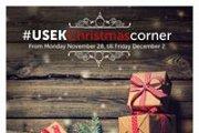 USEK Christmas Corner