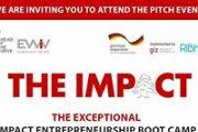 The Impact Entrepreneurship Boot Camp