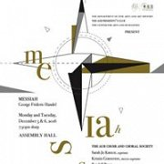 Handel's Messiah with the AUB Choir and Choral Society