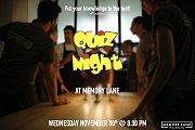 Quiz Night at Memory Lane - 4th Edition
