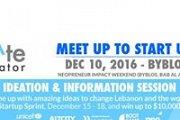 Meet Up to Start Up: Byblos