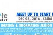 Meet Up to Start Up: Saida