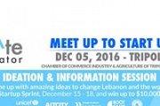 Meet Up to Start Up: Tripoli