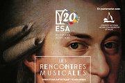 """ESA - Les Rencontres Musicales Saison 2: """"Le Quintette avec clarinette de Mozart"""""""