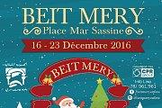 Beit Mery en Fête - Noël 2016