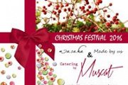 Christmas Festival at Catering by Muscat