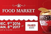 "Christmas Food Market by Fair Trade Lebanon - ""Christmas Loves Apples"""