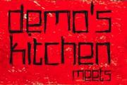 Demo's Kitchen Night.. Yummy & Drink