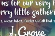 J.Grove's merry little Christmas gathering