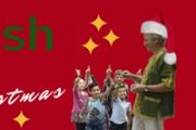 Jamie Jibberish at Badaro Magical Christmas