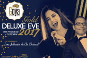 Gold Deluxe Eve - New Year's Eve at Goya Beirut