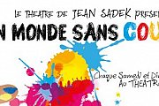 Un Monde sans Couleurs - Theatre pour enfants avec GHINWA