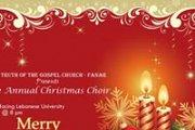 Christmas Choir at Truth of the Gospel Church